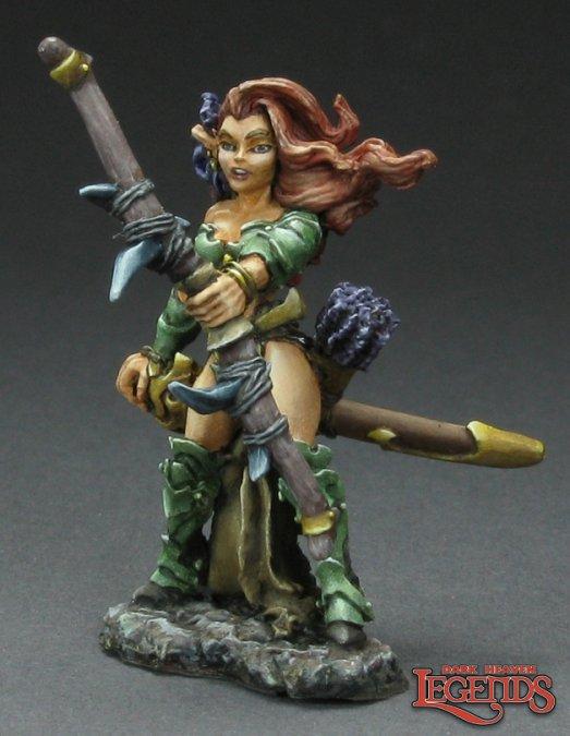 Valise, Dark Elf Tunnel Ranger