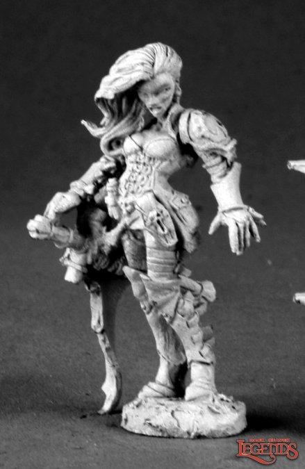Terezinya, Bone Pander Wizard