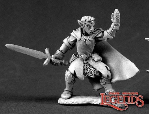 Argonnite, Elf Cleric