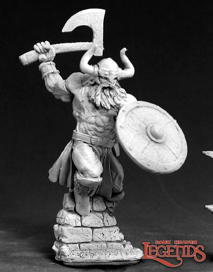 Amon, Viking Warrior