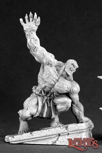 Maugramak, Ghast Hero