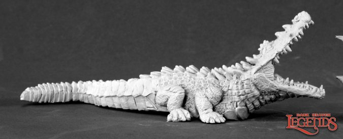 Dire Crocodile