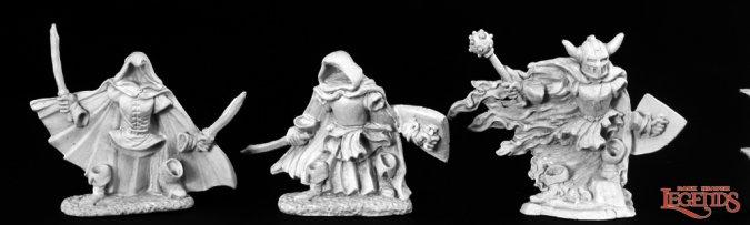 DHL Classics: Wraiths (3)