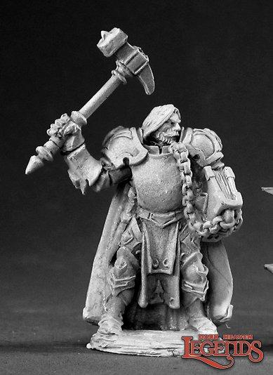 Halbarand, Cleric