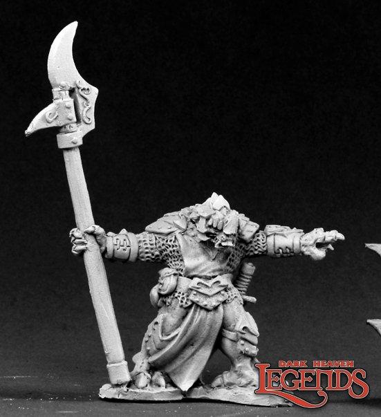 Gulark, Reptus Warlord