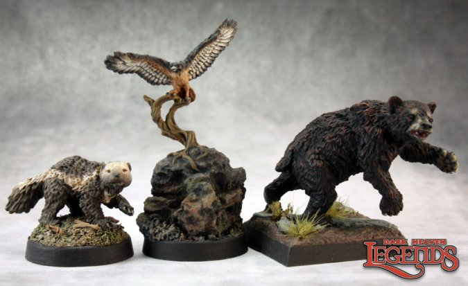 Animal Companions I