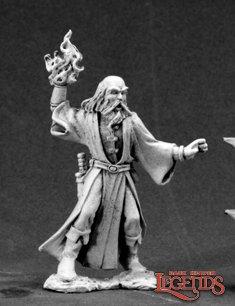 Cadarius, Wizard