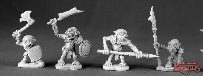 Goblin Warriors (4)