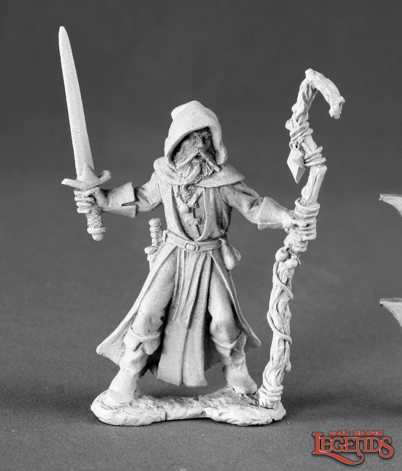Karlov Diedrich, Wizard