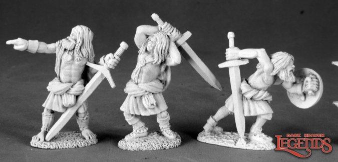 DHL Classics: Highlanders (3)