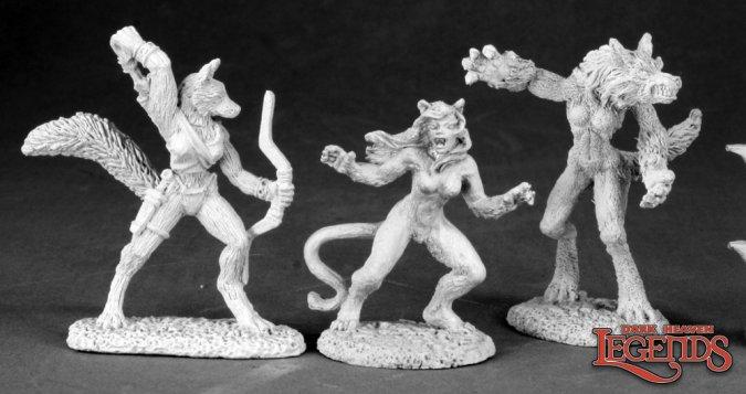 DHL Classics: Lady Lycanthropes