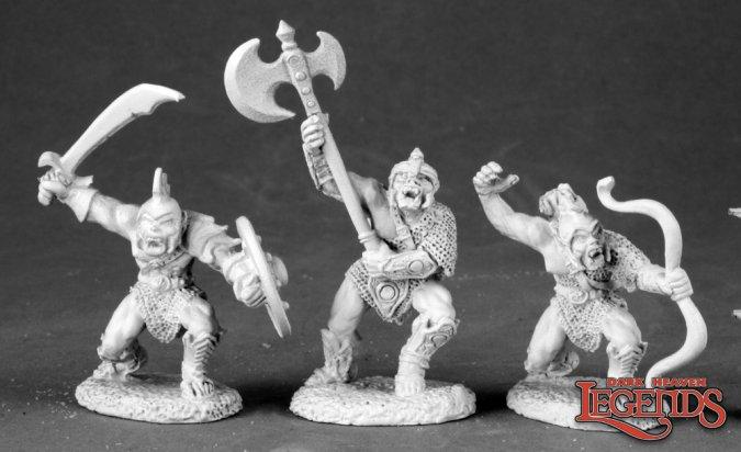 DHL Classics: Orcs