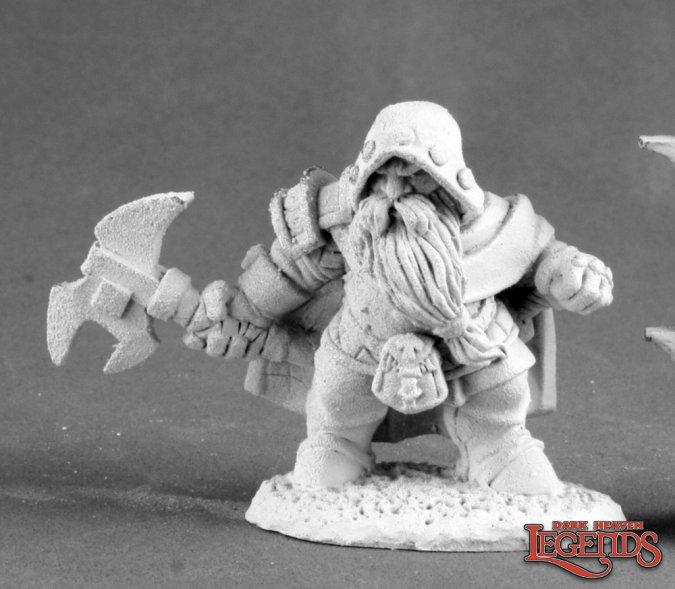 Bregol Jagstone, Dwarf Ranger
