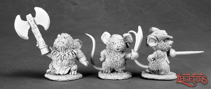 Mousling Pirate, Savage, Duelist