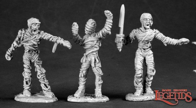 DHL Classics: Mummies
