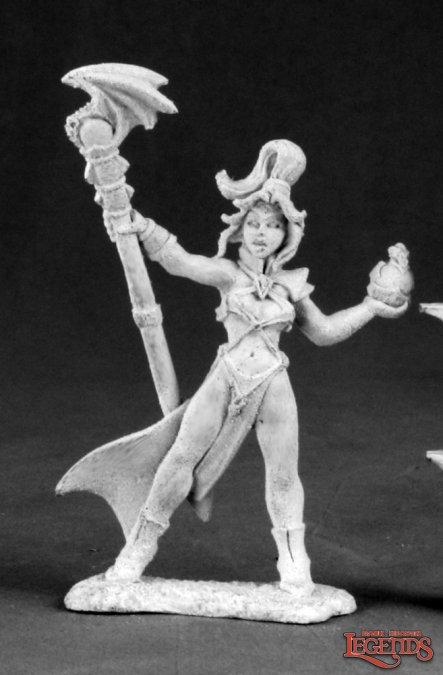 Tyree Spellsinger, Sorceress