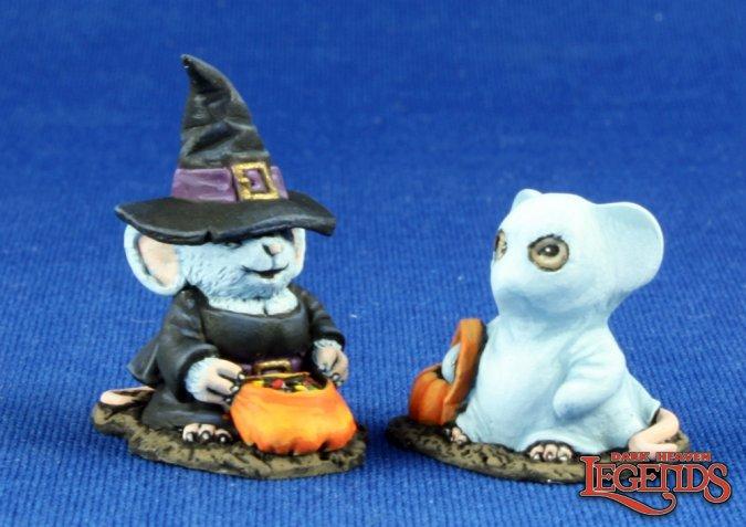 Halloween Mouslings