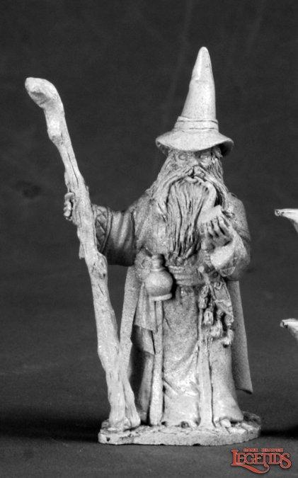 Andallin Bonnerstock, Wizard