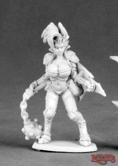 Twyla, Female Hellborn Warrior