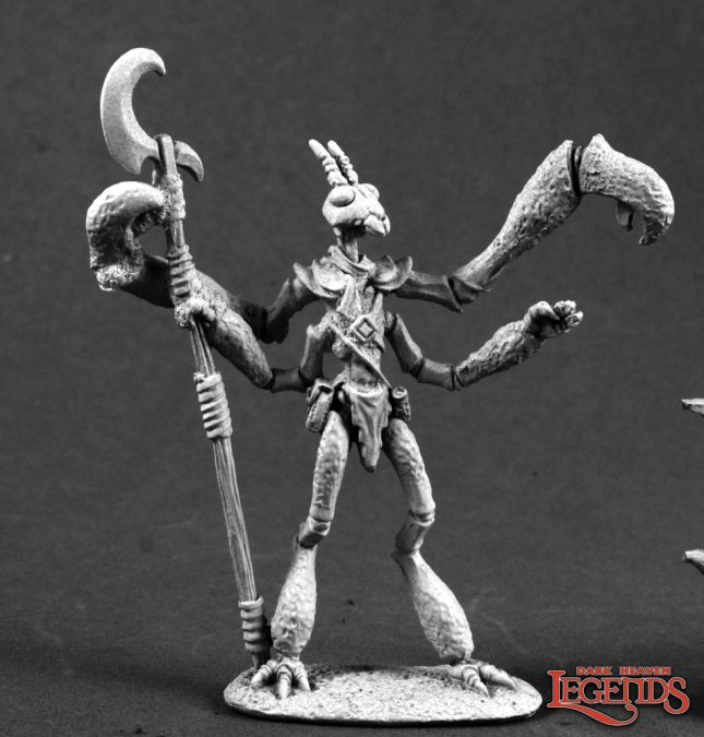 Klichik, Mantis Warrior