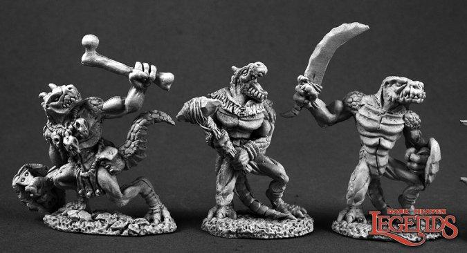 DHL Classics: Lizardmen II