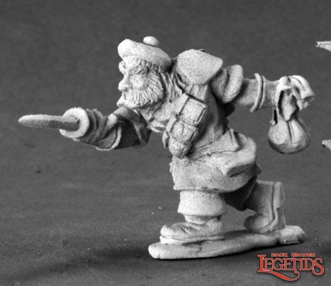 Brangus Bronzebeard, Dwarf Thief