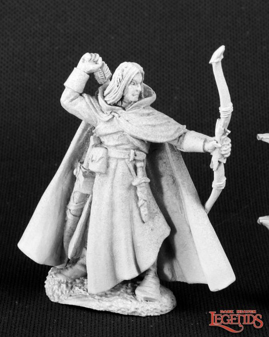 Arthal Nightblade, Elf Ranger