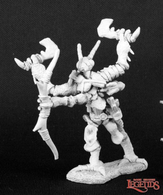 Garzuhl, Mantis Man Ranger
