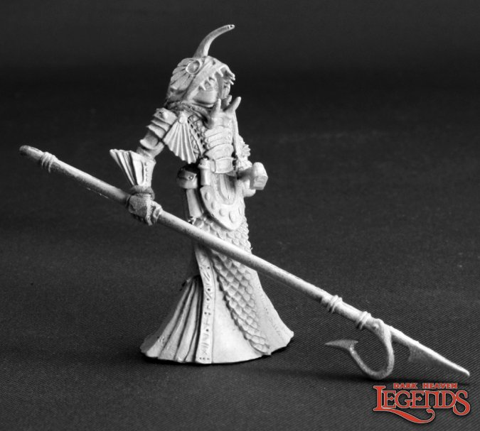 Evil Sea Priest of Maersuluth