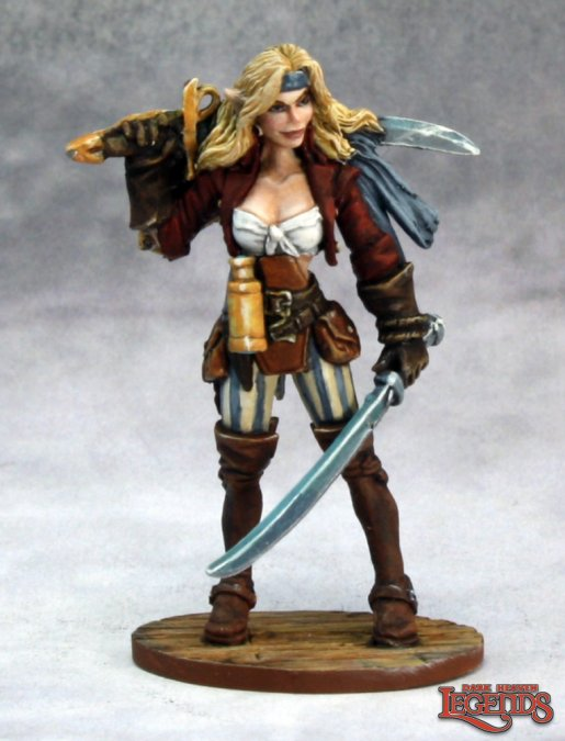 Finaela, Female Pirate