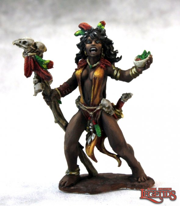 Witch of the Dark Moors