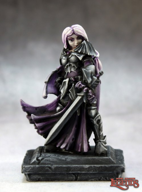Nazera Bloodraven, Vampire