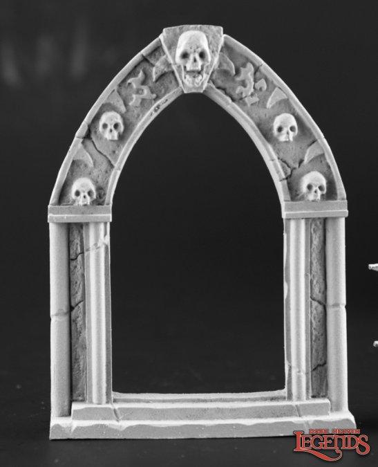 Graveyard Archway