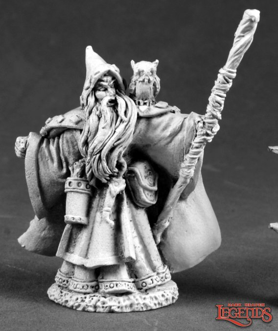 Qualanar, Human Wizard