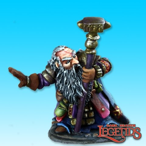 Barden Barrelstrap, Dwarf Cleric