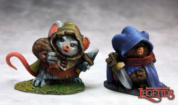Mousling Thief & Assassin