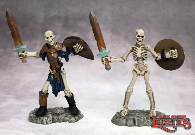 Skeleton Swordsmen