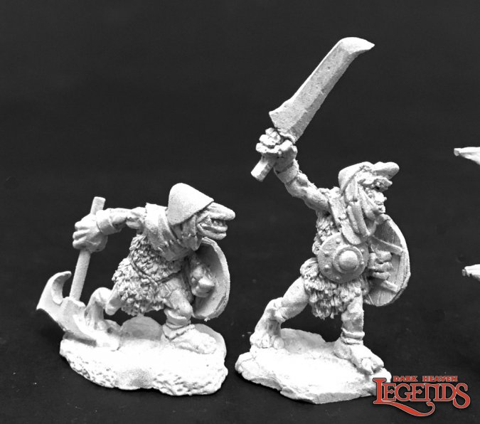 Cave Goblin Warriors (2)