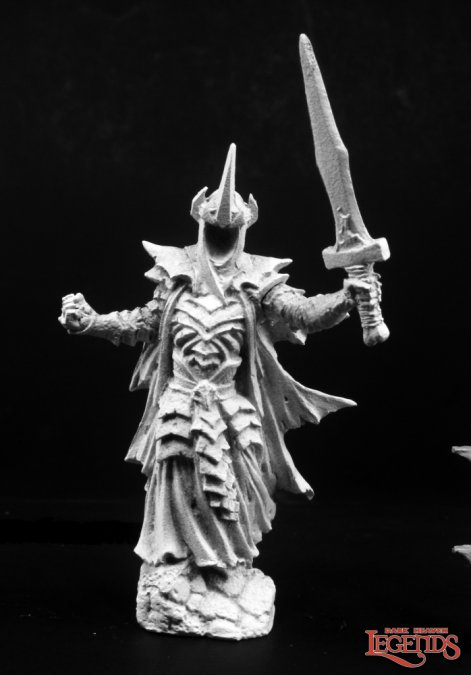 Murkillor, Wraith King of the Dark Moors