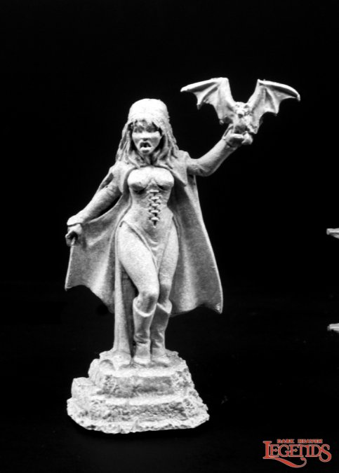 Siobhana, Vampiress