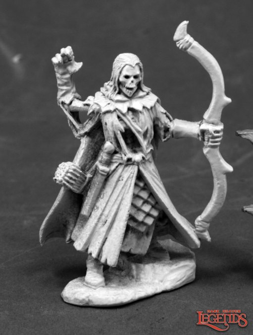 Skeletal Elf