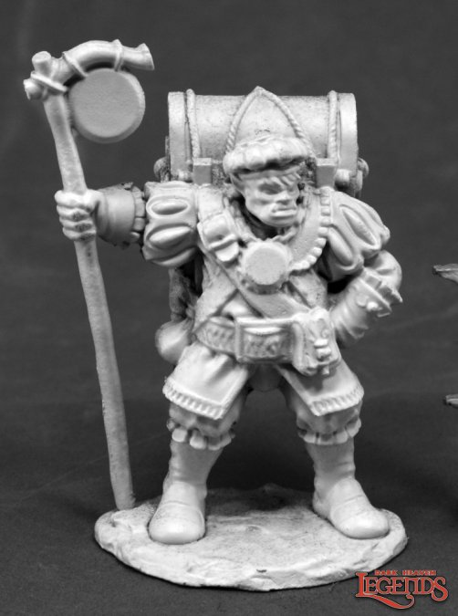 Half Orc Merchant