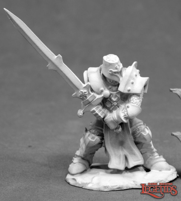 Crusader Justifier (Two Handed Sword)
