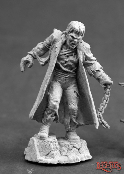 Graveflesh Servant (Male)