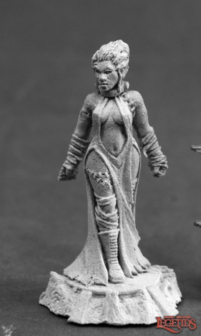 Graveflesh Servant (Female)
