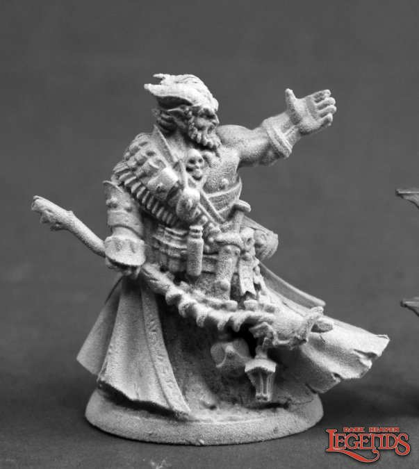 Vatanis, Maggotcrown Necromancer