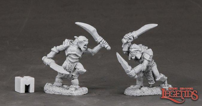 Armored Goblin Swordsmen (2)