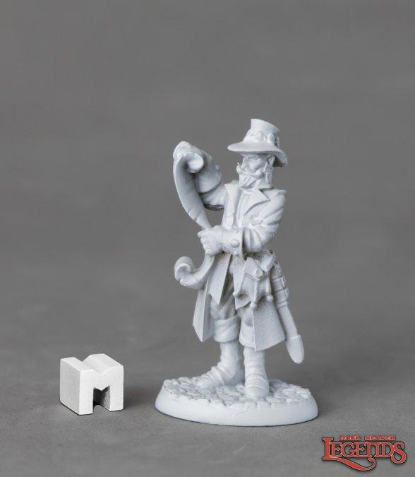 Dreadmere - Sheriff Getmose Drumfasser