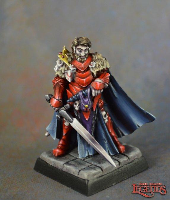 Remus Raducan, Blood Wolf Castellan