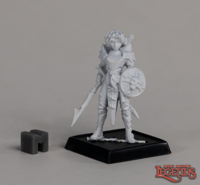 Tirinha Fallowheart, Maggotcrown Deathlancer
